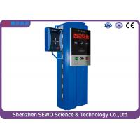 China electric mcu 32 bits risc car parking ticket machine with middle