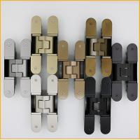 Wholesale european invisible hinges for wood folding doors from china suppliers