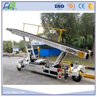 Wholesale Stable Airplane Conveyor Belt Ground Support Equipment Working Pressure16 Mpa from china suppliers