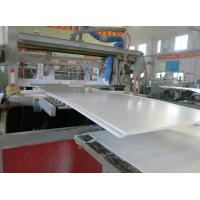 Wholesale Electric PP Foam Plastic Sheet Making Machine Unique Stable Performance from china suppliers