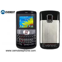 Buy cheap TRI sim mobile phone low cost Qwerty TV mobile phone Everest S9900 from wholesalers