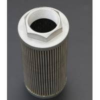 Wholesale Hydraulici Stainless Steel Filter Element / Air Filter Cartridge For Chemical Industry from china suppliers