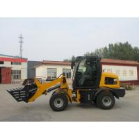 Wholesale Hydrostatic mini construction wheel loader machine used for road construction from china suppliers