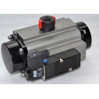 Wholesale Double Acting Aluminum Alloy Pneumatic Rotary Actuator With High Cycle Life from china suppliers