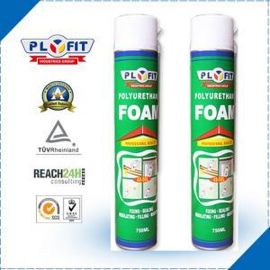 Wholesale Adhesive Sealant REACH 30kPa 750ml PU Foam Spray from china suppliers