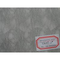 Wholesale PU Garment Leather Fabric Soft Handfeeling and Good Elastic Strenghth from china suppliers