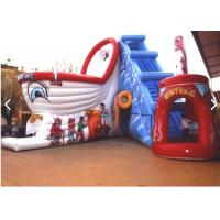 Wholesale Customized Waterproof Commercial Inflatable Slide For Kids Playing from china suppliers