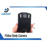 Quality 33MP Small Body Worn Video Cameras Police Full HD 1296P / 1080P 3500mAh for sale