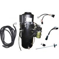 Buy cheap 20 KW 12V Black Oil Filled Diesel Bus Heater With Atomizer System from wholesalers