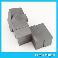 China Permanent Square Shape Ferrite Magnets High Gauss For Electric Vehicle Motors on sale