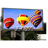 Buy cheap Outdoor Video LED Display Screen P6 for Commercial Advertising Display from Wholesalers
