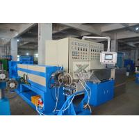 China Power Cable Extruder Machine Twin - Screw Sin / Dual Control System for sale