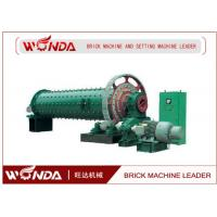 Fly Ash Ball Mill AAC Block Machine , Block Production Machine AC Motor 380KW for sale