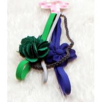 Wholesale High quality plastic/fabric hair clips / hair jewelry /headband jewellry for SUKI-HHW302 from china suppliers