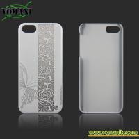 Wholesale Durable PC case for iphone5S , Laser engraving craft from china suppliers