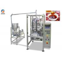 Wholesale 220 / 380V Milk Packaging Machine, Touch Screen Operate Liquid Pouch Packing Machine from china suppliers