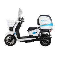 Buy cheap Fastest Electric Moped Scooter Lead Acid Battery For Food Delivery 1200-3000w from wholesalers