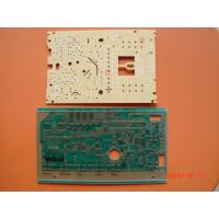 Wholesale Black Legend Single Sided PCB Manufacturer / Single Layer FR4 LED PCB from china suppliers