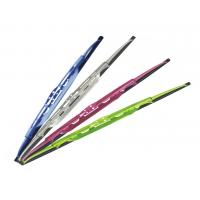 Wholesale Universal type wiper blade with spoiler and stainless steel backing,506 from china suppliers
