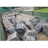 Wholesale High Efficiency Ball Mill Liners , High Hardness Grinding Mill Liners from china suppliers