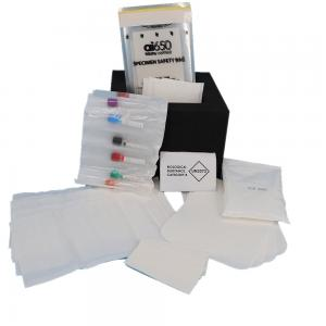 Wholesale A5 Flexo Printing 95kPa Specimen Transport Bag  Liquid Enclosure from china suppliers