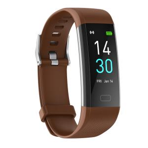 Wholesale Fitness Tracker TELEC Ble5.0 Waterproof Sports Smartwatch 105mAh from china suppliers