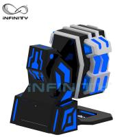 Wholesale Anti - Winding 1 Person VR Motion Simulator For Hotel , Museum , School from china suppliers