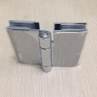 Wholesale Zinc alloy Polish Frame Hotel Shower Enclosures Door Hinge cover 80mm from china suppliers