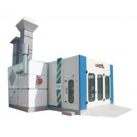 Quality Anti-Flame Portable Auto Spray Booth For Automobile Baking for sale