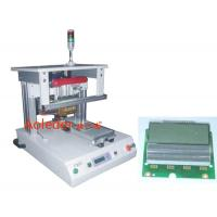 Buy cheap Functional USB Electrical Terminal Automatic Hot Bar Soldering Machine from wholesalers