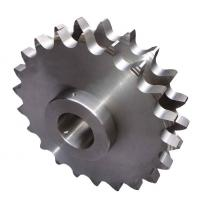 Wholesale Machined Double Pitch Sprocket For Industries Bad Condition Resistance from china suppliers