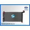 Buy cheap 16400-21130/40/50 Aluminium Auto Radiator Vehicle System Oil Cooler Tank from wholesalers