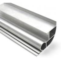 Wholesale Silvery Anodized  6061 Aluminum Profile Aluminum Extrusion Profile With Drilling / Cutting from china suppliers