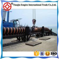 Wholesale Marine self-floating hose for dredging self floating hose with16 Flange to transfer the oil from china suppliers