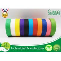 Wholesale Crepe Paper Colored Duck Masking Tape For Painting Water Resistant from china suppliers