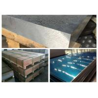 China Railway Materials Aluminium Alloy 5083 , A5083 LF4 Grade 5083 Aluminium Plate on sale