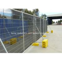 Wholesale Australia Standard 2100mm high Temporary Security Fencing , Metal Wire Mesh from china suppliers