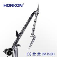 Top Homogeneous Beam EO Q Switch 1064nm 532nm Long Pulse ND YAG Laser Tattoo Removal For Clinic