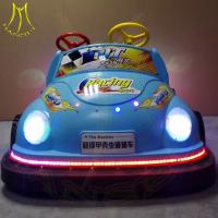 Wholesale Hansel hot selling stuffed playground coin operated bumper car for sale from china suppliers