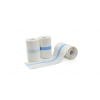 Wholesale PU or spun-laced non woven fabric material adhesive dressing roll from china suppliers