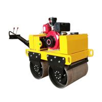 Wholesale ZM-50C Gasoline Hand Push Hydraulic Dual Wheel Drum Road Roller from china suppliers