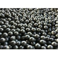 Cr15 Heat Treated Grinding Media Balls For Cement Mill Hardness More Than HRC60 for sale