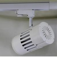 Wholesale 30W CREE COB LED Track Light 3 years warranty isolated IC constant driver high CRI lumen from china suppliers