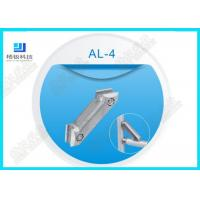 Wholesale AL-4 aluminum pipe connector connector aluminum + ADC-12 material Double sides of 45 Degree joint from china suppliers