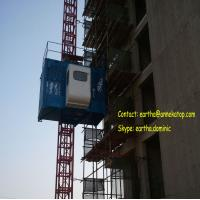 Wholesale SC100/200 factory supply construction hoist with CE from china suppliers