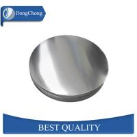 China Mill Finish Surface Aluminum Circle Sheet For Traffic Signs Aluminum 1100 Temper H14 on sale