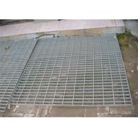 Wholesale Hot Dip Galvanized Steel Grating 300 - 1000mm Width 300 - 6000mm Length from china suppliers