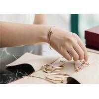 Wholesale Simple Design Cartier Jewelry / Juste Un Clou Bracelet Small Model from china suppliers