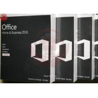 Wholesale Microsoft Office Home And Business 2016 For Mac Retail Key Online Activate from china suppliers