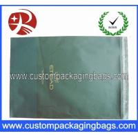 China Black Poly Mailer Self Sealing Envelopes Bags with Protective and Recyclable on sale